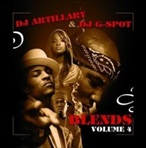 DJ G-Spot & DJ Artillary Blends Vol. 4