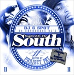 DJ G-Spot Inspired By The South 11 Chopped & Screwed