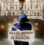 DJ G-Spot Inspired By The South 14