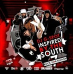 DJ G-Spot Inspired By The South Vol. 7