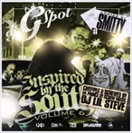 DJ G-Spot Inspired By The South Vol 6 :: Chopped & Screwed