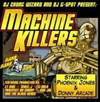 DJ Chong Wizard & DJ G-Spot Machine Killers