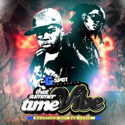 DJ G-Spot That Summertime Vibe Front Cover