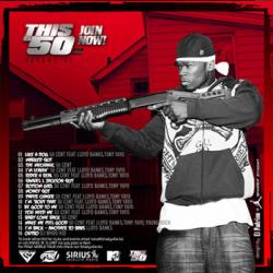 G-Unit Return Of The Body Snatchers Back Cover