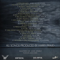 Harry Fraud Adrift Back Cover