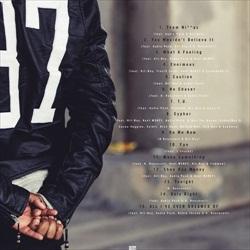 Hit-Boy HS87 - All I've Ever Dreamed Of Back Cover