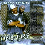 DJ iAM In Tha Line Of Fire Vol. 3