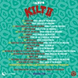 Iamsu! Kilt 2 Back Cover