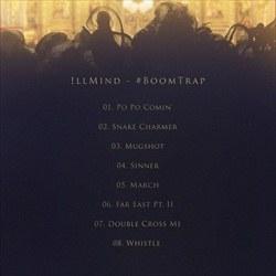 !llmind BoomTrap EP Back Cover