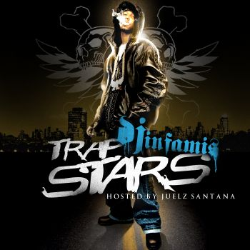 DJ Infamis Trap Stars Front Cover