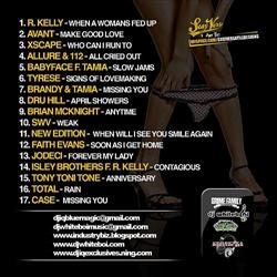 DJ IQ & DJ Whiteboi Sexual Climaxx Pt. 3 Back Cover