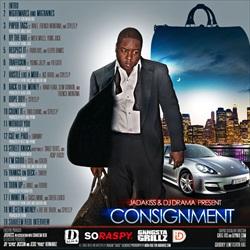 Jadakiss Consignment Back Cover