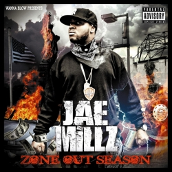 Jae Millz Zone Out Season Front Cover