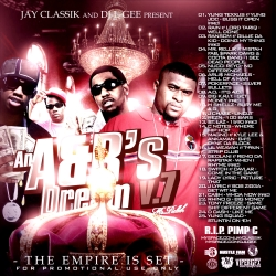 Jay Classik & DJ L-Gee An A&R's Dream Vol. 7 Front Cover