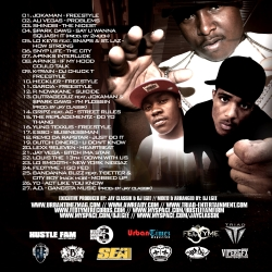 Jay Classik & DJ L-Gee An A&R\'s Dream Back Cover