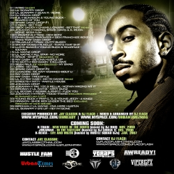 Jay Classik & DJ Flaco Awready Vol. 5 Back Cover