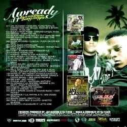 Jay Classik Awready Vol. 11 Back Cover