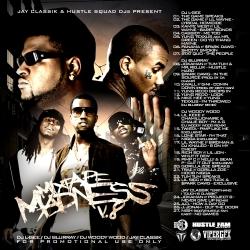 Mixtape Madness Vol. 8 Thumbnail