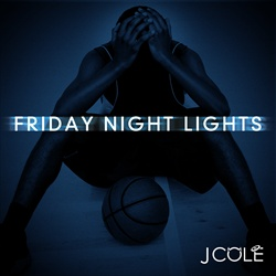 J. Cole Friday Night Lights Front Cover