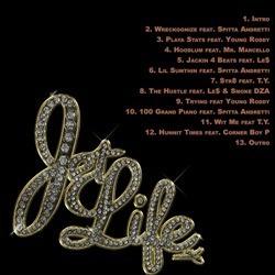 Jet Life Audio D Back Cover