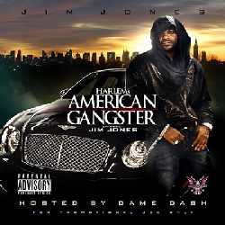 Jim Jones American Gangsta Front Cover