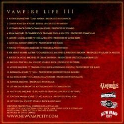 Jim Jones Vampire Life 3 Back Cover