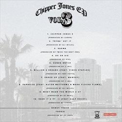 Joey Fatts Chipper Jones 3 Back Cover