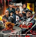 DJ Scream, Juicy J & Project Pat Cut Throat 2