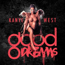 Kanye West Good Dreams Front Cover