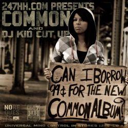 Can I Borrow 99c For The New Common Album? Thumbnail