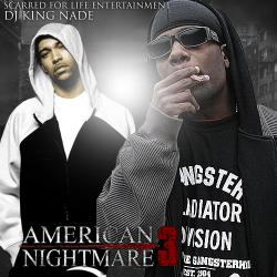DJ King Nade American Nightmare 3 Front Cover