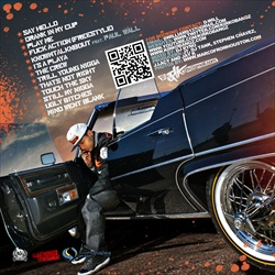 Kirko Bangs The Progression 2 (A Young Texas Playa) Back Cover