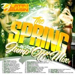 The Spring Jumpoff Mix Thumbnail