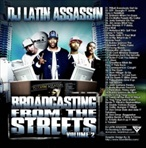 DJ Latin Assassin Broadcasting From The Streets Vol. 2