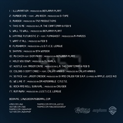 Laws & Don Cannon 4:57 Back Cover