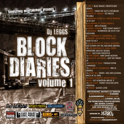 Block Diaries Vol. 1 Thumbnail