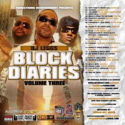 Block Diaries Vol. 3 Thumbnail
