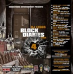 DJ Leggs Block Diaries 4