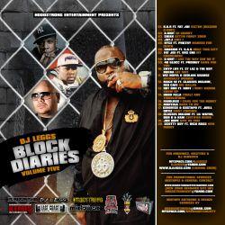 Block Diaries Vol. 5 Thumbnail