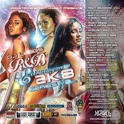 R&B Extravaganza 2K8 Vol. 1 Thumbnail
