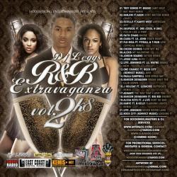 R&B Extravanganza Vol. 2k8 Thumbnail