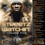 DJ Leggs Streetz Is Watchin Vol. 5