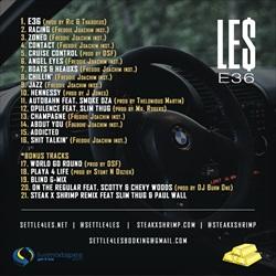 Le$ E36 Back Cover