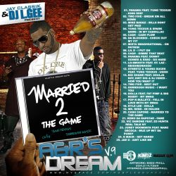 DJ L-Gee An A&R's Dream Vol. 9 Front Cover