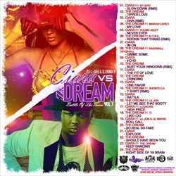 DJ L-Gee Battle Of The Sexes 'Ciara Vs. The Dream' Front Cover