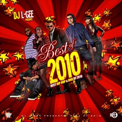 DJ L-Gee Best of 2010 Front Cover