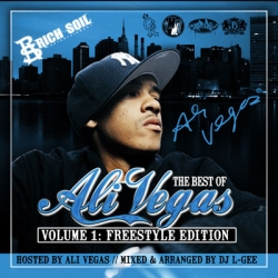 The Best Of Ali Vegas Vol. 1 Freestyle Edition Thumbnail