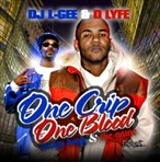 DJ L-Gee & D Lyfe One Crip One Blood 'Snoop Dogg & The Game'