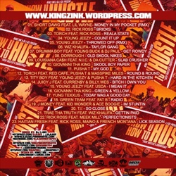 DJ L-Gee Show U How To Hustle Back Cover
