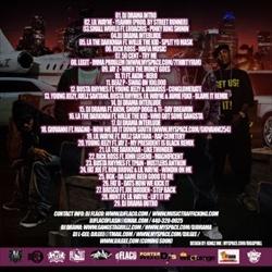 DJ L-Gee & DJ Flaco We Gettin It In Back Cover